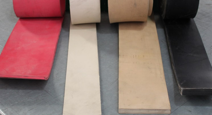 CHERRY SKIRT RUBBER FOR CONVEYOR