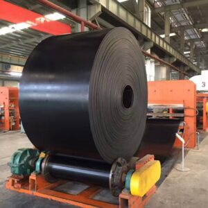 ACID AND ALKALI RESISTANT CONVEYOR BELT 2