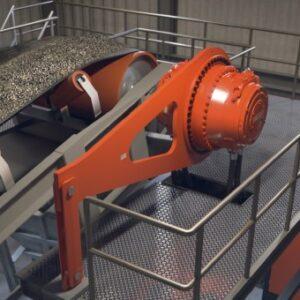 Feeder Conveyor Belts