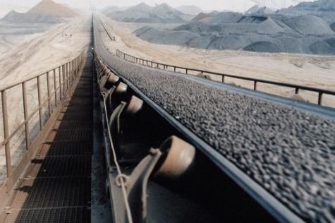 Stone Crusher Rubber Conveyor Belt