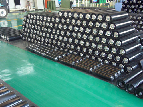 CARRYING ROLLER, IDLER CARRYING IDLER, METAL ROLLER 1