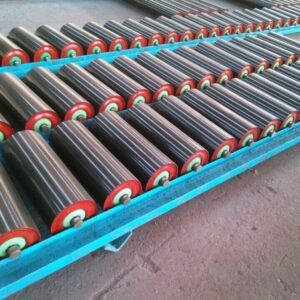 CARRYING ROLLER, IDLER CARRYING IDLER, METAL ROLLER 2