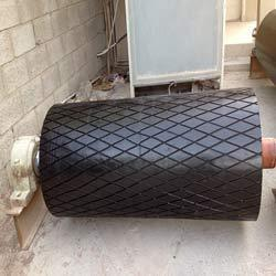 RUBBER LAGGING DRUM PULLEY 2